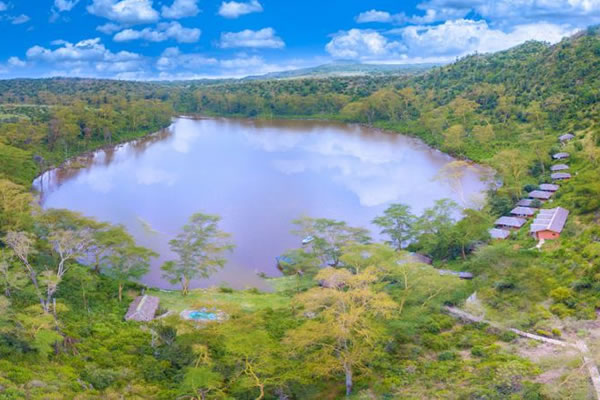 Naivasha Crater Lake